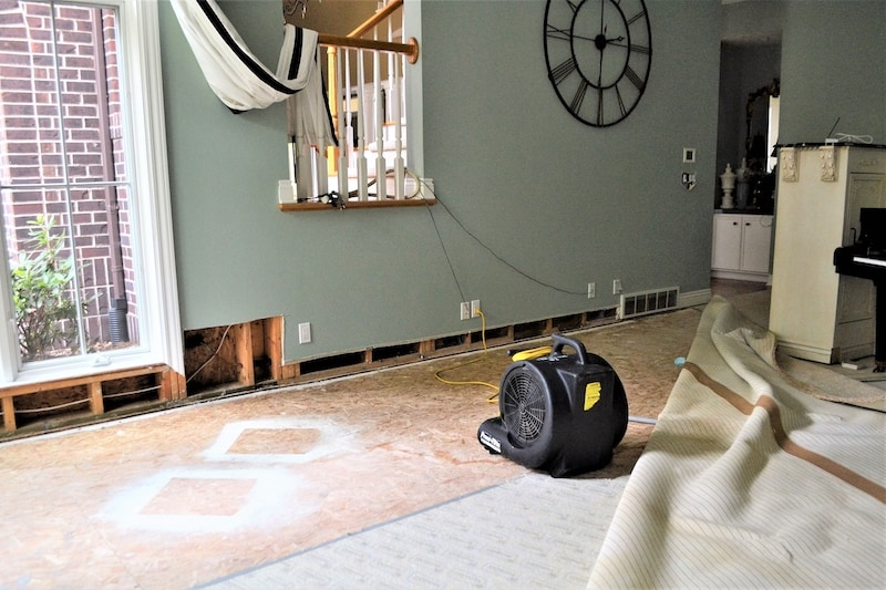 is water damage an emergency?