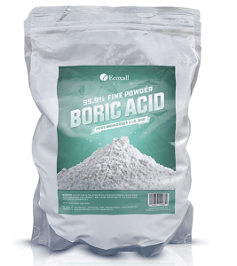 boric acid for termites