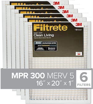 central air filter