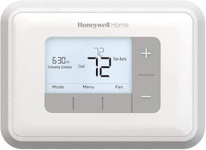 thermostat for central air