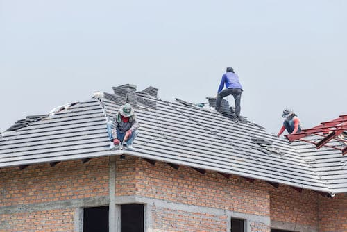 concrete tile roof lasts 50 years