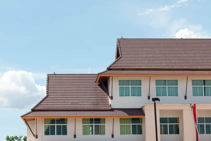 what is the longest lasting roof?