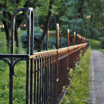 Fence contractor in Claremore