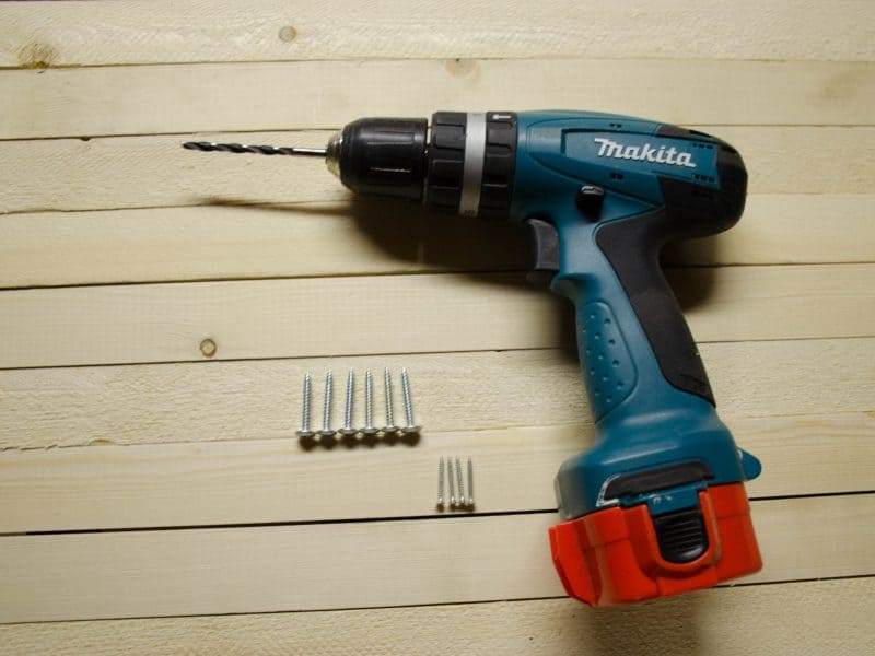 Difference Between a Drill and Electric Screwdriver