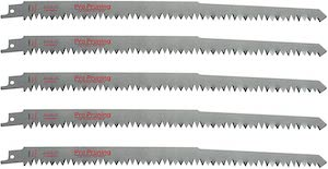 pruning blades for a reciprocating saw