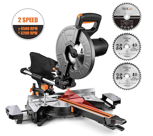 best miter saw for baseboards