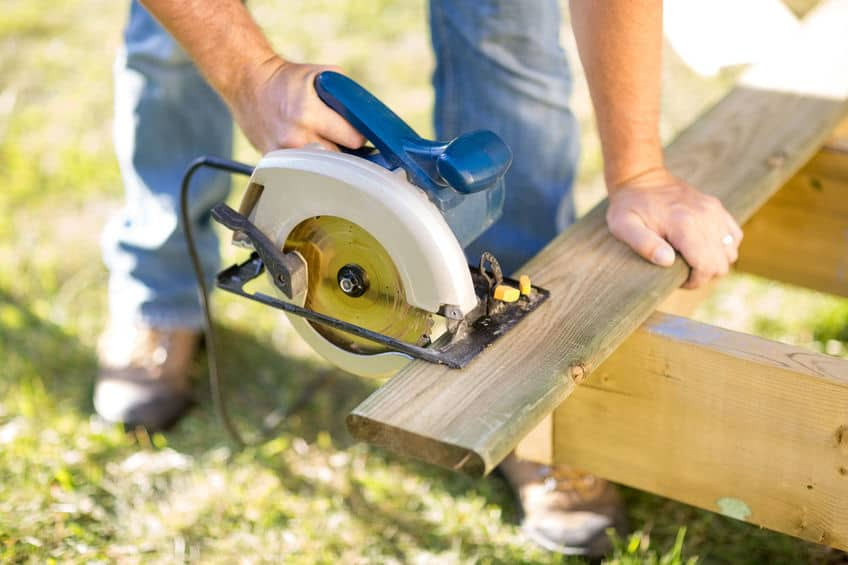 best circular saw for decking