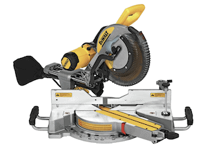miter saw for baseboard replacement