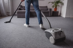 cleaning moldy Carpet