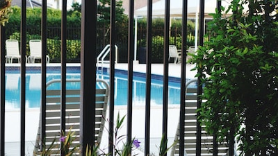 pool fence for insurance