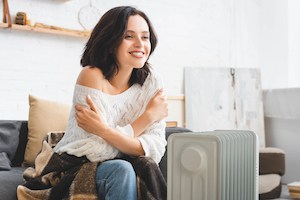 types of space heaters and usage
