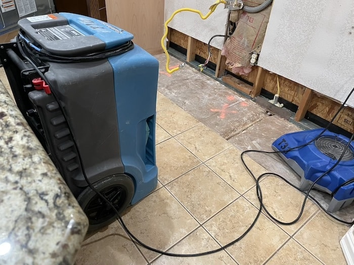 when should I call a disaster restoration company?