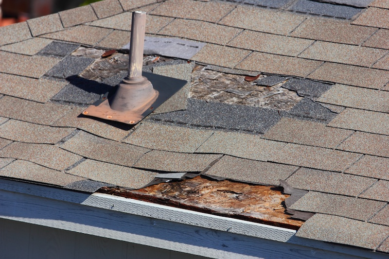 Replacing a Wavy Roof