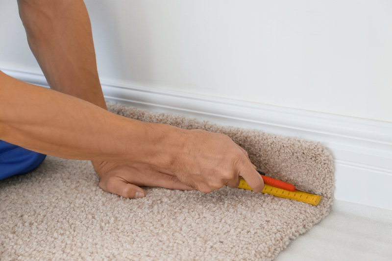 How to Fix Buckling Carpet